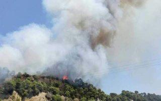 village-evacuated-as-firefighters-battle-blaze