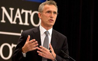 stoltenberg-nato-not-involved-in-resolving-greek-turkish-issues