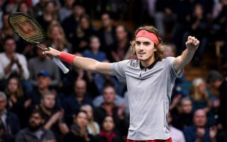 tennis-tsitsipas-amp-8217-joie-de-vivre-could-carry-him-far-in-paris
