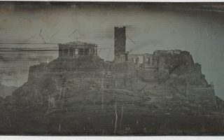 earliest-photos-of-greece-on-show-in-ny