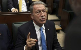 akar-urges-greece-to-refrain-from-provocations-in-the-aegean