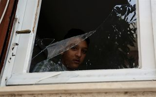 home-of-afghan-pupil-attacked-with-stones