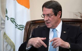 cyprus-president-to-issue-demarche-to-british-pm