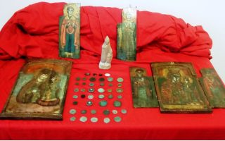 two-detained-in-thessaloniki-over-illegal-artifacts