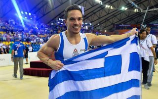 lefteris-petrounias-wins-gold-in-melbourne-ahead-of-tokyo-olympics