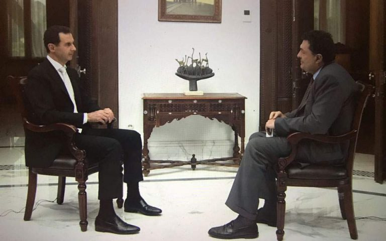 exclusive-interview-with-syria-amp-8217-s-assad-in-kathimerini-on-thursday-video0