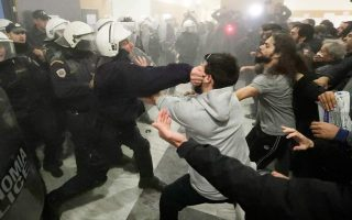 syriza-mp-slams-use-of-tear-gas-at-foreclosure-protest