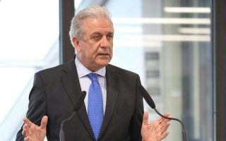 european-migration-commissioner-dimitris-avramopoulos-to-testify-over-novartis-claims
