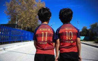 barcelona-helping-refugee-children-to-dream