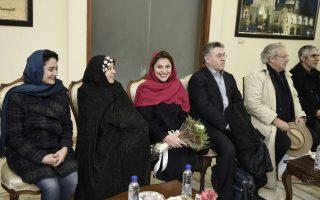 greek-pm-delegation-in-iran