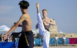 world-beach-taekwondo-championships-is-held-in-greece-again