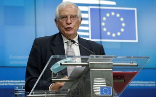 eu-foreign-affairs-chief-urges-greek-turkish-dialogue0