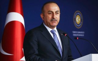 turkey-greece-to-discuss-all-disputes-in-meeting-on-thursday-says-cavusoglu