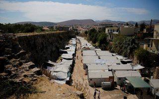 fires-erupt-amid-unrest-at-samos-migrant-camp