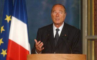 greek-president-hails-chirac-s-emblematic-personality-statesmanship