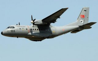 turkish-military-plane-flies-low-over-greek-island