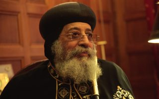 leader-of-the-coptic-orthodox-church-of-alexandria-in-greece0