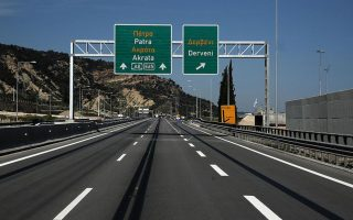 traffic-along-corinth-patra-highway-diverted-until-wednesday