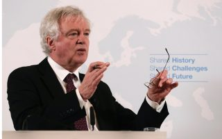 brexit-minister-to-visit-athens-as-part-of-three-day-capital-tour