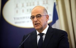fm-dendias-talks-with-armenian-counterpart-deplores-loss-of-life