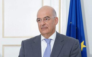 dendias-to-take-part-in-27th-osce-ministerial-council-on-friday