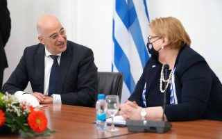 dendias-greece-committed-to-eu-prospects-of-western-balkans