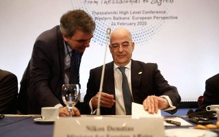 future-of-western-balkans-lies-in-europe-greek-fm-tells-conference0