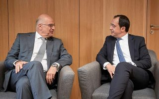 greek-foreign-minister-says-turkey-s-behavior-driving-country-into-isolation