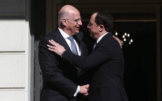 greek-cypriot-foreign-ministers-discuss-cyprus-issue-regional-developments