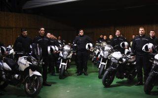 greek-pm-pledges-zero-tolerance-for-crime-as-police-unveil-reinforcements