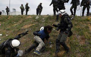 tensions-near-diavata-as-migrants-seek-to-reach-border