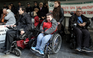 disabled-citizens-hold-protest-demanding-austerity-exemptions