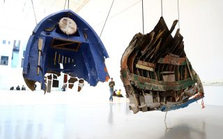 from-parthenon-of-banned-books-to-pipe-homes-of-refugees-documenta-14-kicks-off-in-kassel