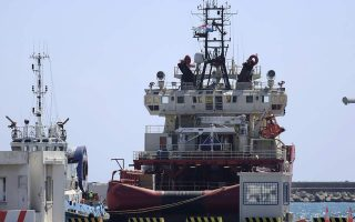 exxon-mobil-drillship-in-cyprus-by-monday-will-explore-for-oil-gas