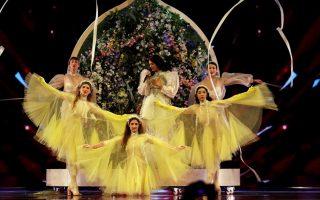 duska-celebrates-spring-at-eurovision