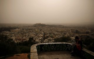 african-dust-blankets-athens