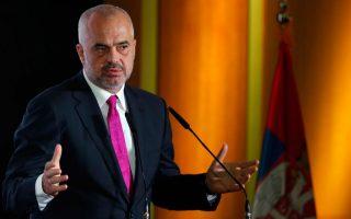 albania-pm-reiterates-cham-community-claims