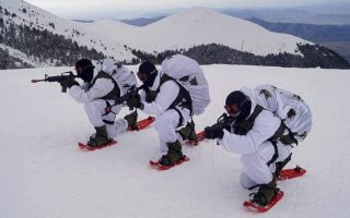 cadets-endure-subzero-conditions-in-joint-greek-us-exercise