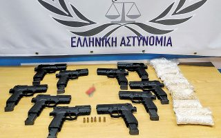 weapons-seizures-made-in-evros-in-recent-weeks