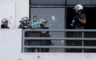 evacuation-of-elliniko-migrant-camp-went-smoothly-monitor-says