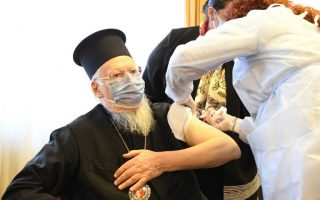 ecumenical-patriarch-vaccinated-in-istanbul