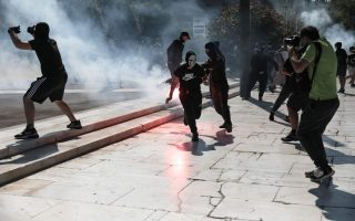 scuffles-break-out-briefly-in-downtown-athens-student-protest-rally0
