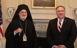 archbishop-elpidophoros-meets-with-pompeo-in-washington