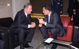 defense-minister-calls-on-turkish-counterpart-to-avoid-tensions