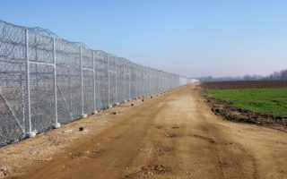 evros-land-border-fence-to-be-ready-in-eight-months