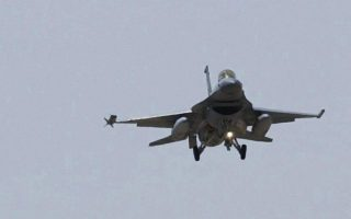 first-upgraded-f-16-completes-successful-test-run0