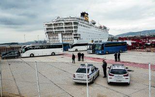 dozens-moved-off-quarantined-passenger-ferry-at-piraeus