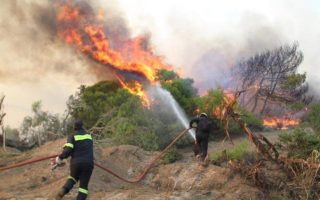 firefighters-dispatched-to-douse-blaze-on-rhodes