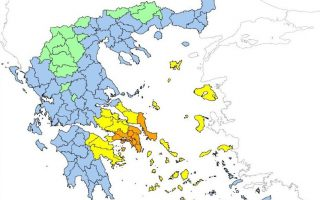 fire-risk-alert-issued-for-attica-and-southern-evia