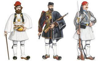 the-foustanella-from-military-uniform-to-symbol-of-a-nation